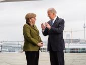 Меркель ожидает