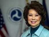 Министр транспорта США подала в отставку из-за беспорядков на Капитолийском холме