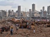 Взрыв в Ливане: в деле о ЧП начали подозревать