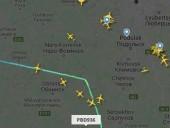 Самолет Навального перенаправили в аэропорт Шереметьево - СМИ