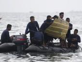 Авиакатастрофа в Индонезии: идентифицирована первая жертва