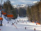 Закрытые из-за пандемии чешские горнолыжные курорты, подверглись штурму туристов