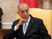 Президент Португалии заразился коронавирусом