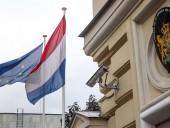 Россия высылает двух нидерландских дипломатов
