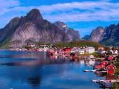 Норвегия закрывает границы из-за COVID-19