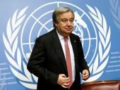 Генсек ООН сделает прививку от коронавируса на следующей неделе