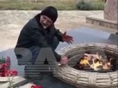 Готовил шашлык на Вечном огне: в Дагестане задержали россиянина