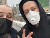 Задержанного на акции в Санкт-Петербурге рэпера Oxxxymiron отпустили