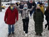 Протесты в России: Юлию Навальную отпустили из полиции
