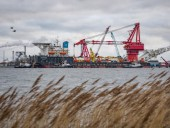 Несмотря на санкции США: судно