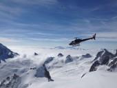 Вблизи курорта Куршавель разбился вертолет: есть погибшие