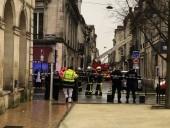 Во французском Бордо прогремел взрыв: первые кадры с места происшествия