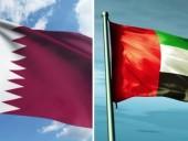 Впервые за три года встретились официальные делегации ОАЭ и Катара