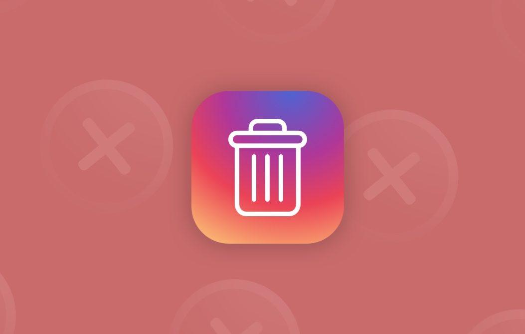 Возможно ли удалить аккаунт в Инстаграм