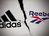 Adidas продает бренд Reebok