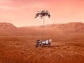 Американский велосипед Perseverance совершил посадку на Марсе: первые фото