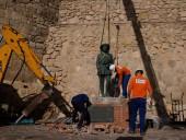 В Испании снесли последнюю статую диктатора Франсиско Франко