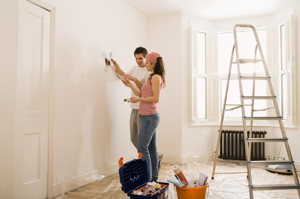 Строительные и отделочные работы: ремонт квартир с гарантией качества