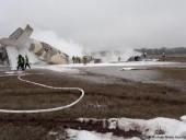 В Казахстане разбился самолет: погибли 4 человека