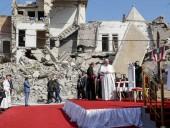 Байден прокомментировал визит Папы Римского в Ирак