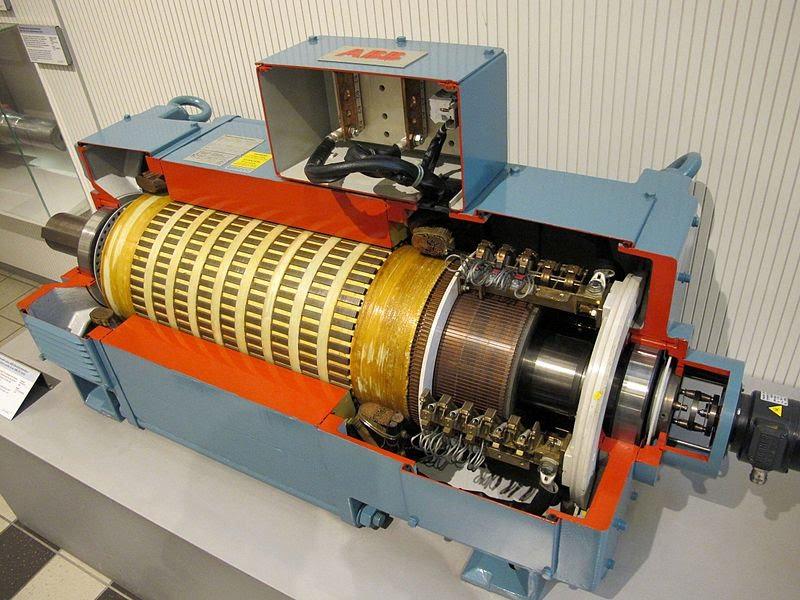 Взрывозащищенные двигатели: особенности конструкции и сфера применения