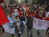 Главнокомандующие ВС 12 стран осудили насилие в Мьянме