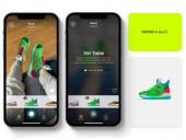 Gucci выпустили виртуальные кроссовки за 12 долларов. Их можно