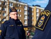 В Швеции мужчина напал с ножом на гражданских: пострадали восемь человек