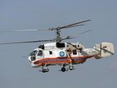 В России разбился вертолет МЧС, есть жертва