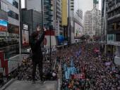 Из-за номинации ленты о протестах в Гонконге - в Китае рекомендовано не транслировать кинопремию Оскар