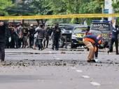 До 14 человек возросло число раненых при взрыве в католической церкви в Индонезии