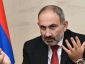 При определенных условиях: Премьер Армении заявил о готовности провести досрочные парламентские выборы