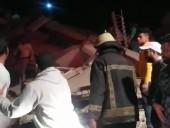 В Каире при обрушении десятиэтажного дома погибли три человека