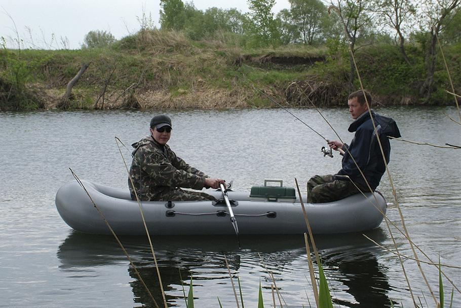Какая лодка лучше подходит для рыбалки?
