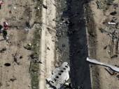 Катастрофа самолета МАУ: Иран назвал