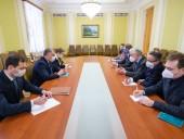 В Офисе Президента обсудили с ОБСЕ урегулирование приднестровского конфликта