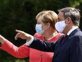 Партия Меркель потерпела поражение на ключевых выборах в двух землях в ФРГ - экзит-полы