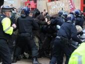 В Британии протестуют против закона о расширении полномочий полиции