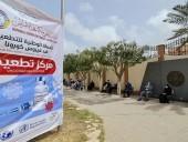 Ливия запустила кампанию по вакцинации населения против COVID-19