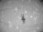 Еще более успешный: в NASA сообщили о втором полете вертолета на Марсе