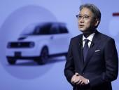 Honda к 2040 году планирует продавать только электромобили и авто на топливных элементах