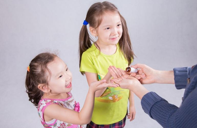 Лечение детских болезней гомеопатией