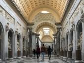 Ватикан откроет музеи для туристов