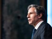 Госсекретарь США: Вашингтон очень беспокоит ситуация на границе Украины и России