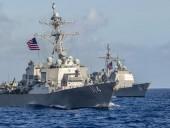 США планируют направить корабли в Черное море из-за роста военного присутствия РФ