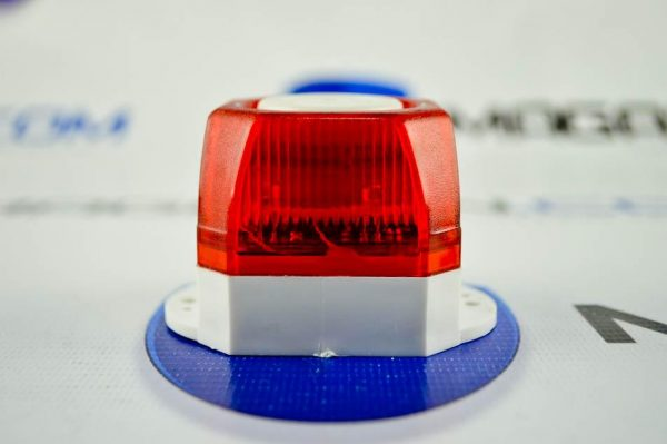 «Дуэт» С-03С − светозвуковой внутренний оповещатель для тревожных сигнализаций