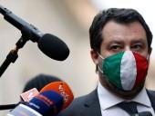 Бывшего главу МВД Италии будут судить за незаконное задержание мигрантов