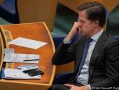 Парламент Нидерландов не смог вынести вотум недоверия и.о. премьера