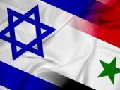 Сирия перехватила израильскую атаку в воздухе