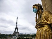 """Третья волна коронавируса """"кажется, уже позади"""": Франция ослабит ограничения на передвижение"""